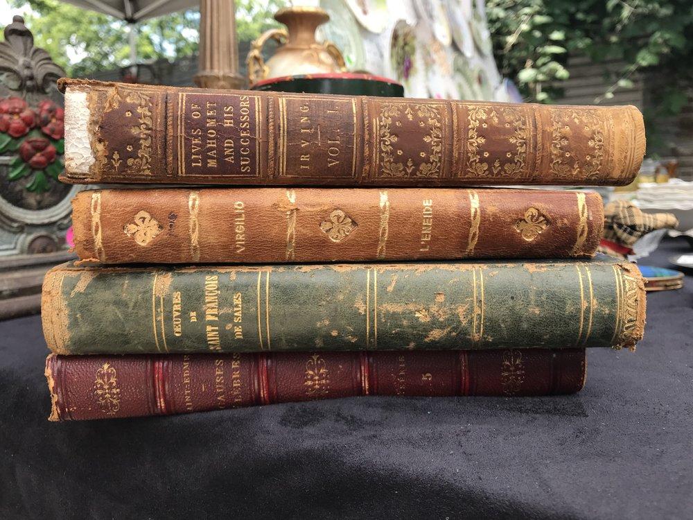 flea old books.JPG