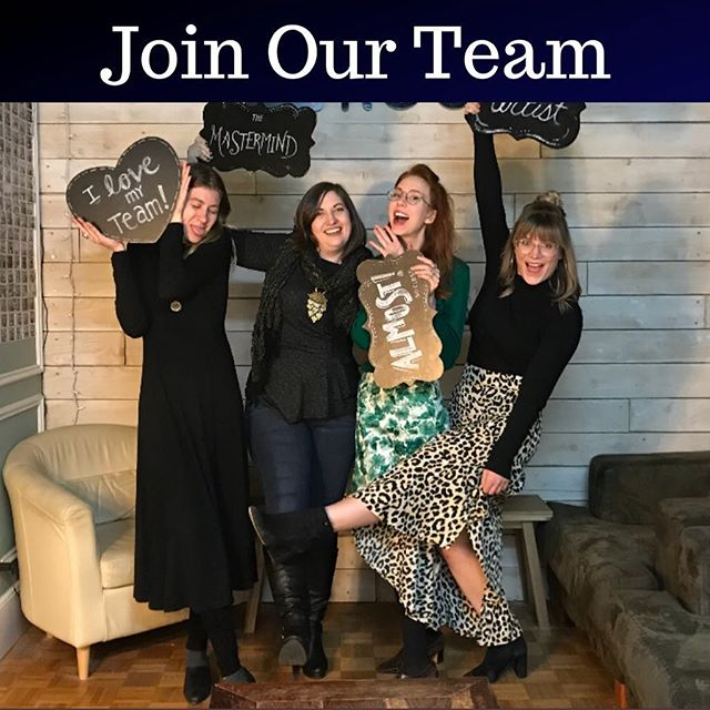 @bloomersandfrocks is now hiring a part-time sales position. They are a fun and creative shop to work for with flexible hours. Previous retail experience and social media experience desired. Interested? Drop them a resume at hello@bloomersandfrocks.com. Please tag your friends who also may be looking.