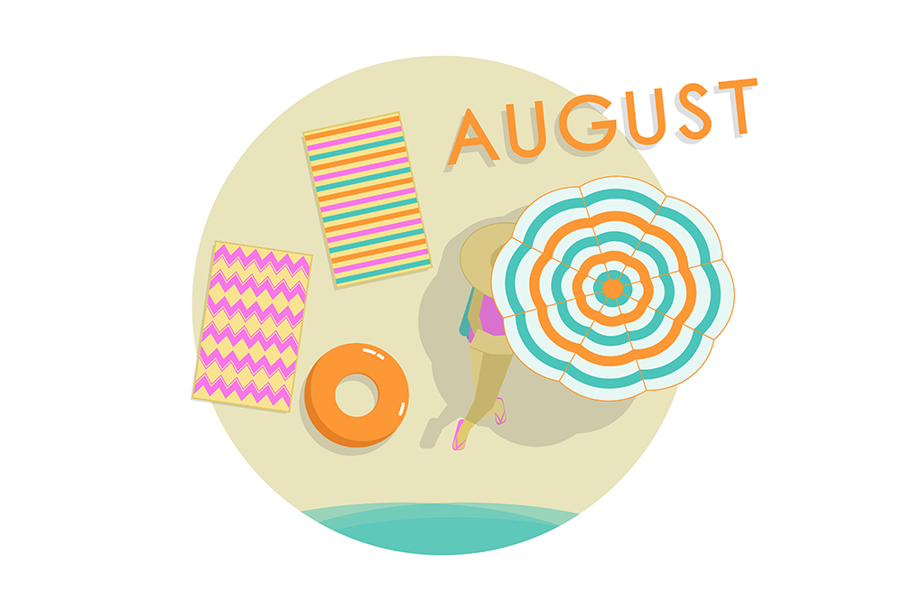 August, Hullo Creative