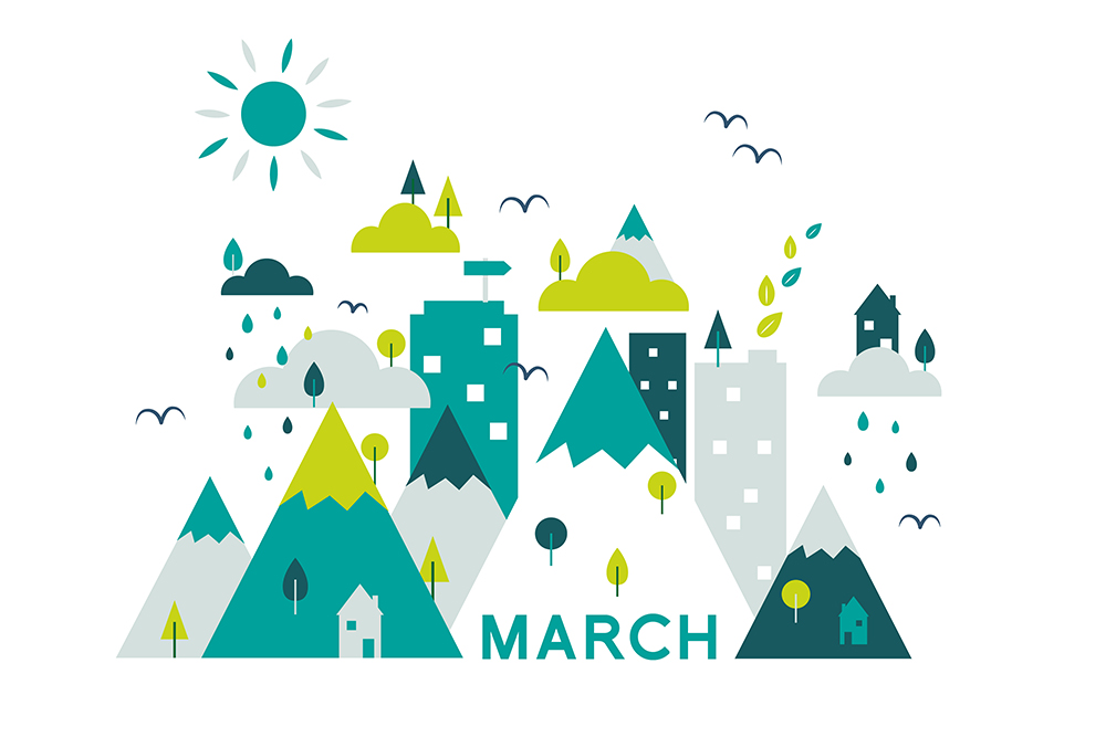 March, Hullo Creative