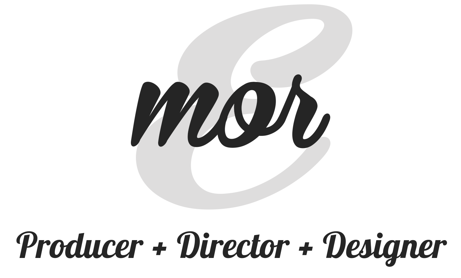 Designer, Producer, and Director Mor Shamay