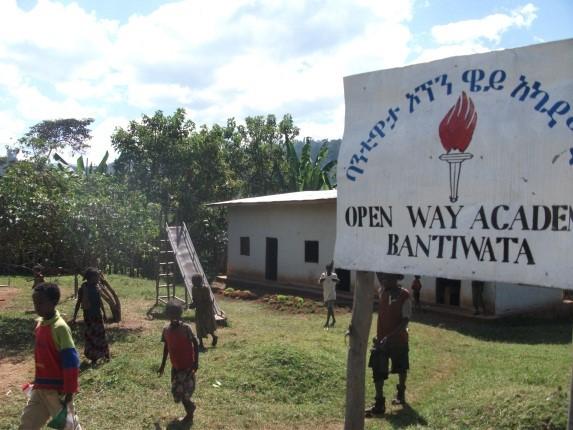 One of the Open Way pre-schools