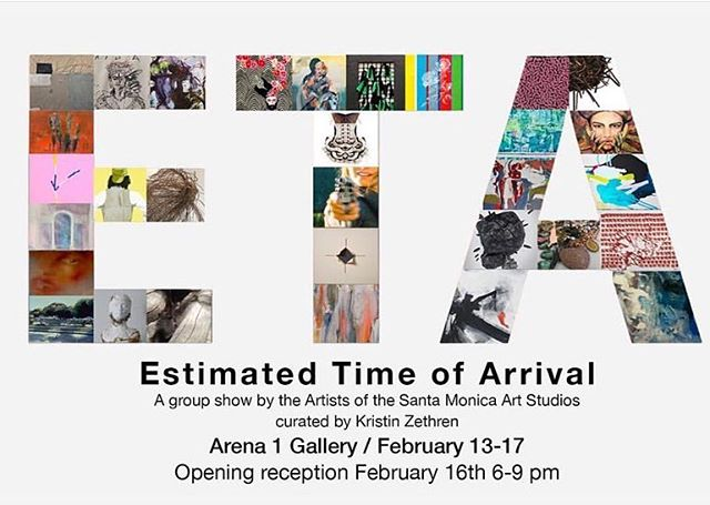 Estimated Time of Arrival, Artists of Santa Monica Art Studios curated by Kristin Zethren February 13-17 / Reception Saturday Feb 16th 6-9pm Arena 1 Gallery 3026 Airport Ave. Santa Monica, CA Across from AFLAC/Art Fair Contemporary Los Angeles #santamonicaartstudios #smas #sabinepearlman #fineartphotography #totempoles