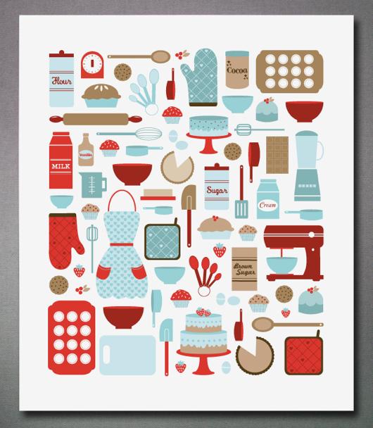 Merveilleux I Love This Kitchen Calendar ...