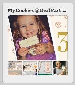 My Cookies @ Real Parties