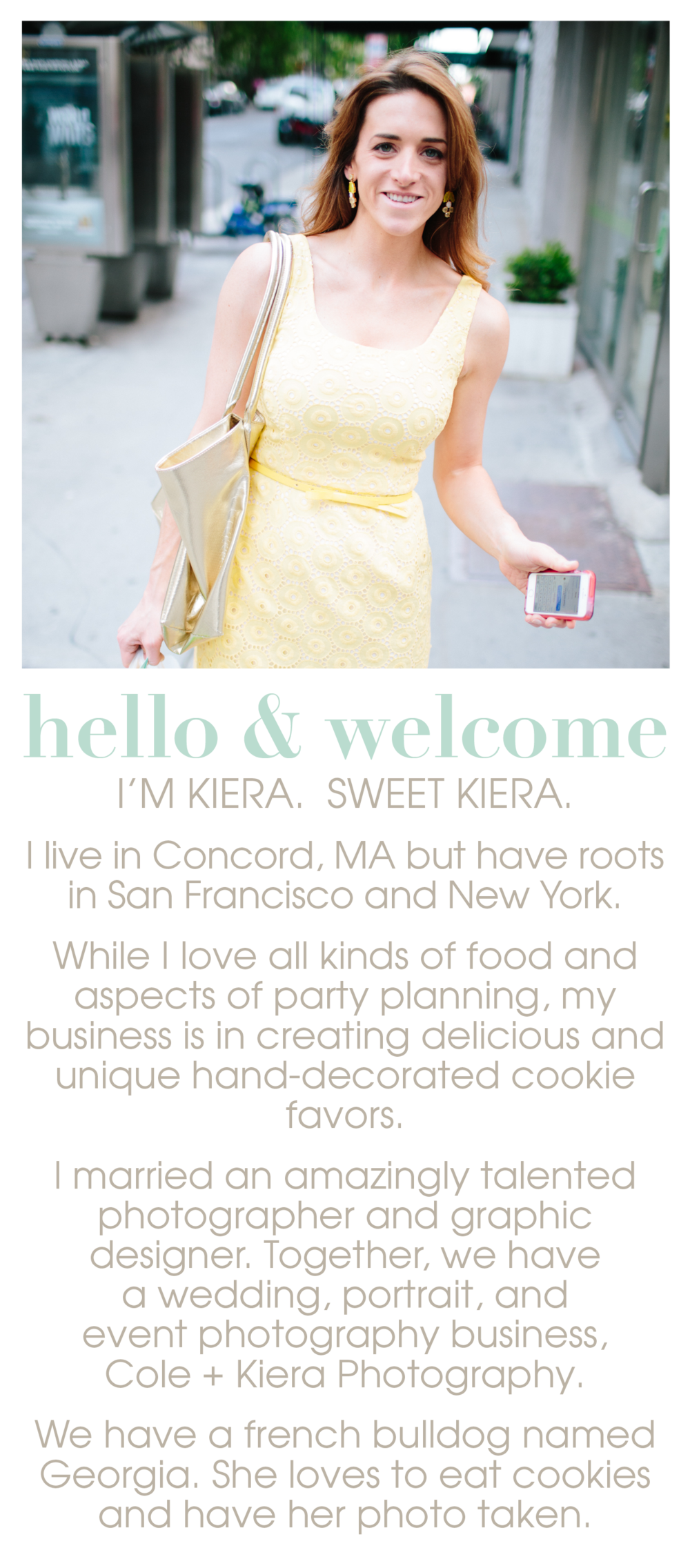 About Sweet Kiera