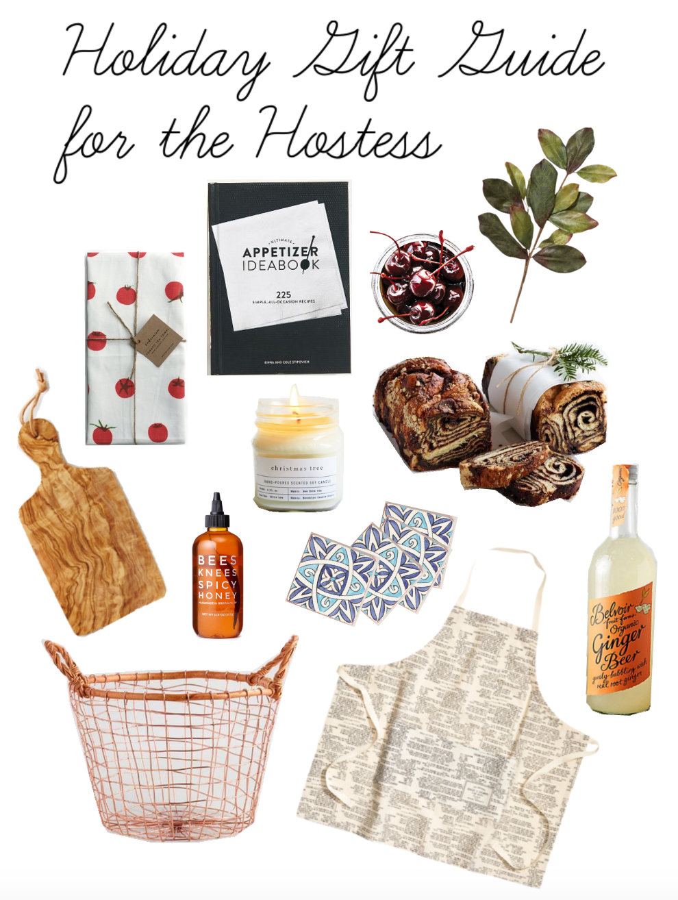 2016 Holiday Hostess Gift Guide