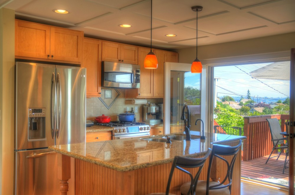 West Seattle, Belvidere  |  $509,250 - Sold.   View all properties