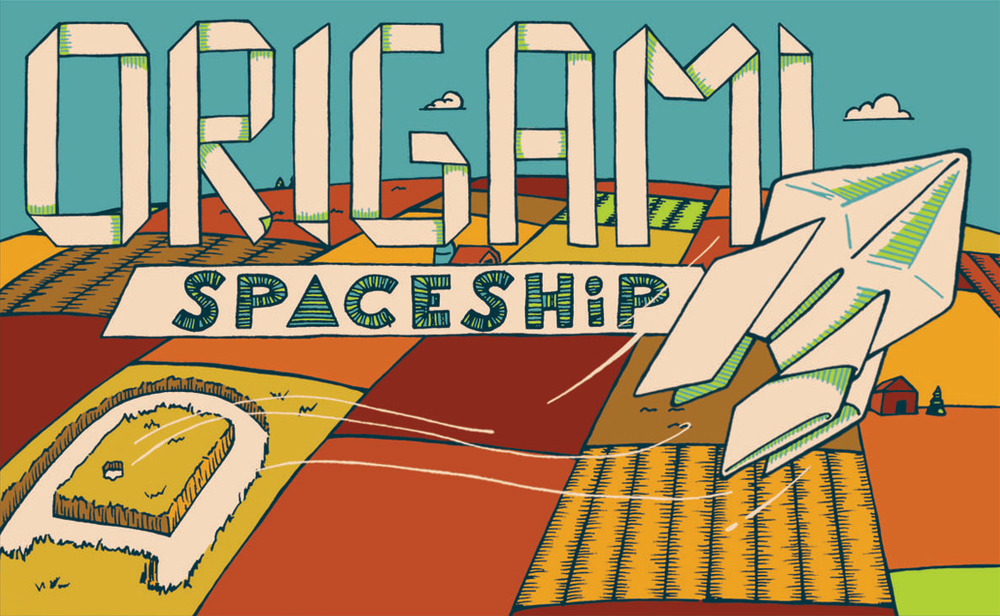 Origamispaceship Defiance Brewing Co