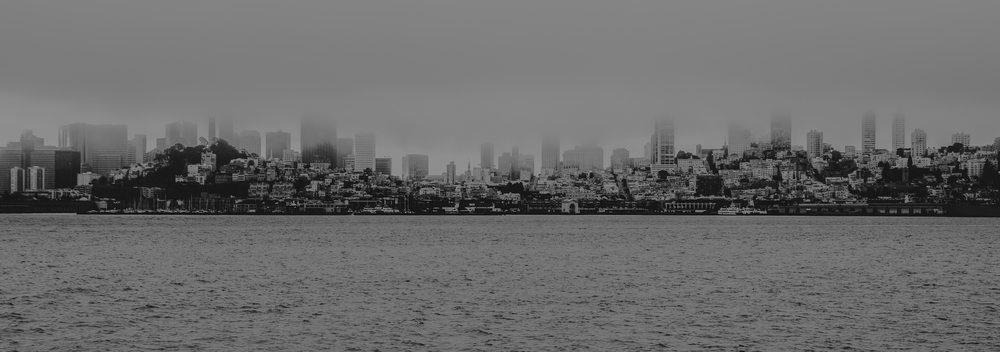 Heavyweight Fog, San Francisco
