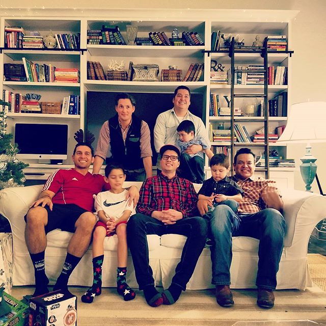Christmas boys #family #blessed #christmas