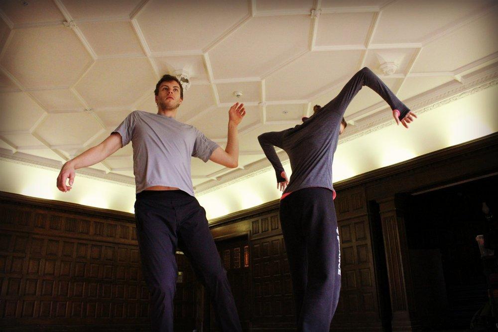 DANCERS: CODY COX & SOPHIE BRASSARD