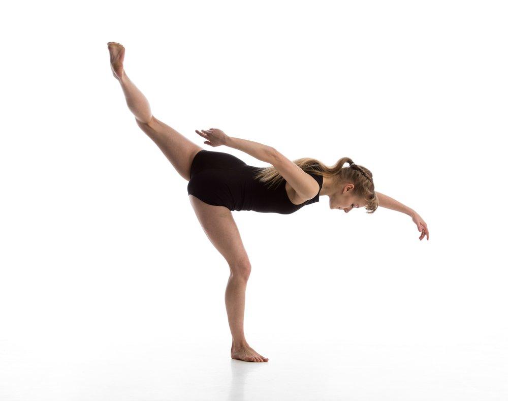 PHOTO DAVID COOPER | DANCER: CARLY DAVIS