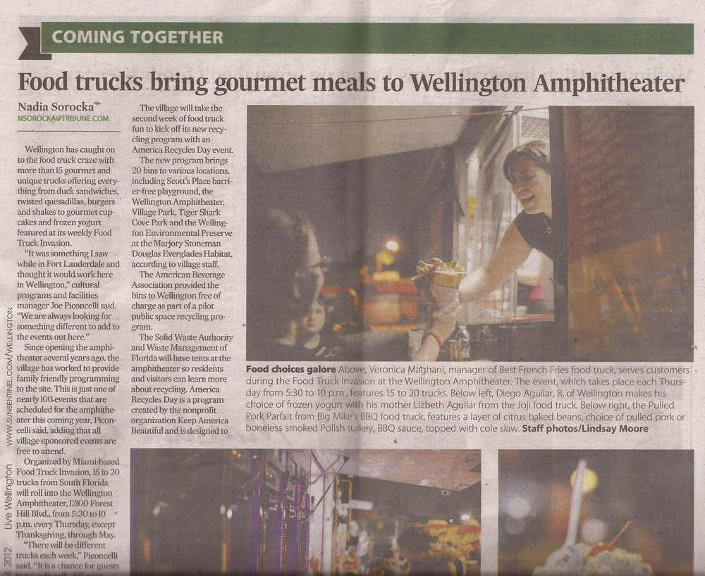 Wellington Forum newspaper