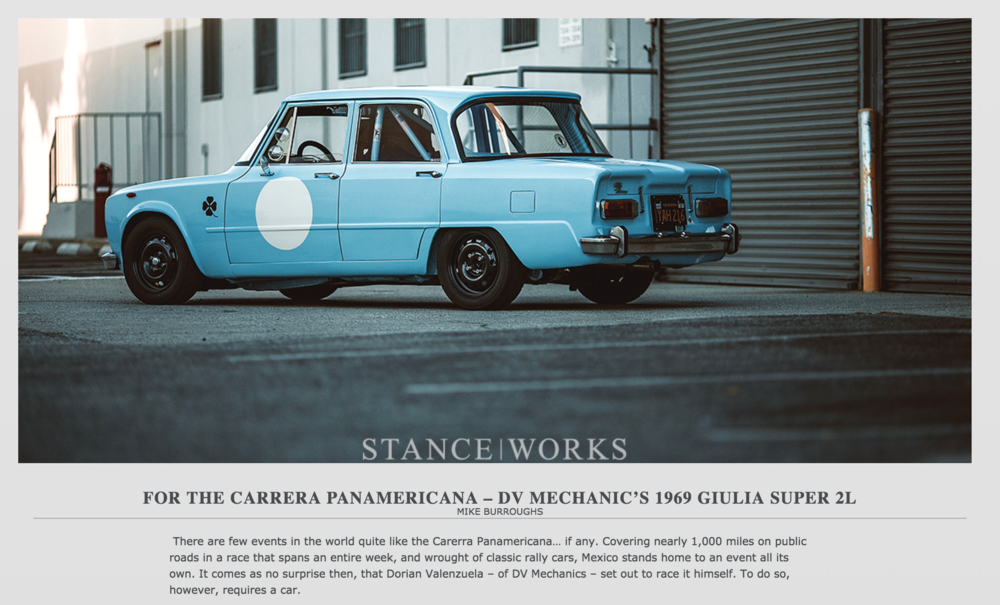 featured on stanceworks dv mechanics