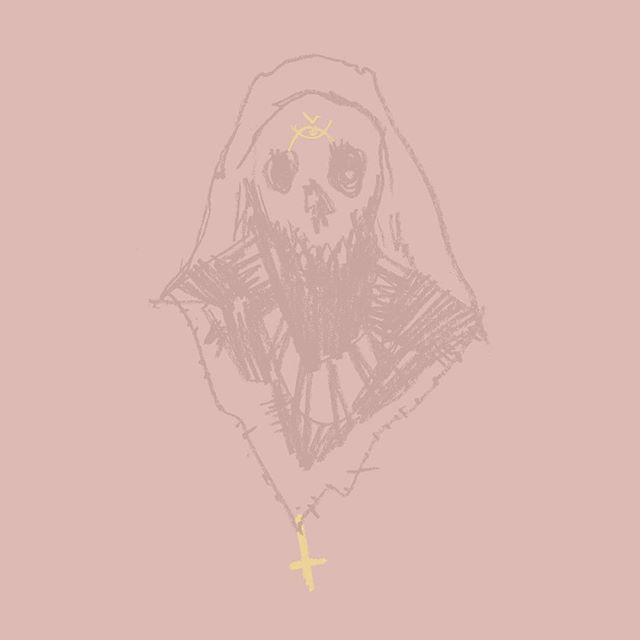 cloaks and habits . . . #casvaxe #skull