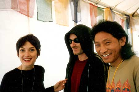 winona bono and nawang khechog