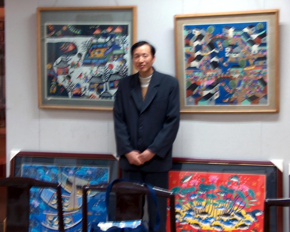 Jinshan artist