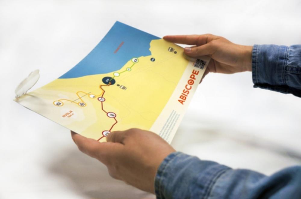 Abiscope installation map