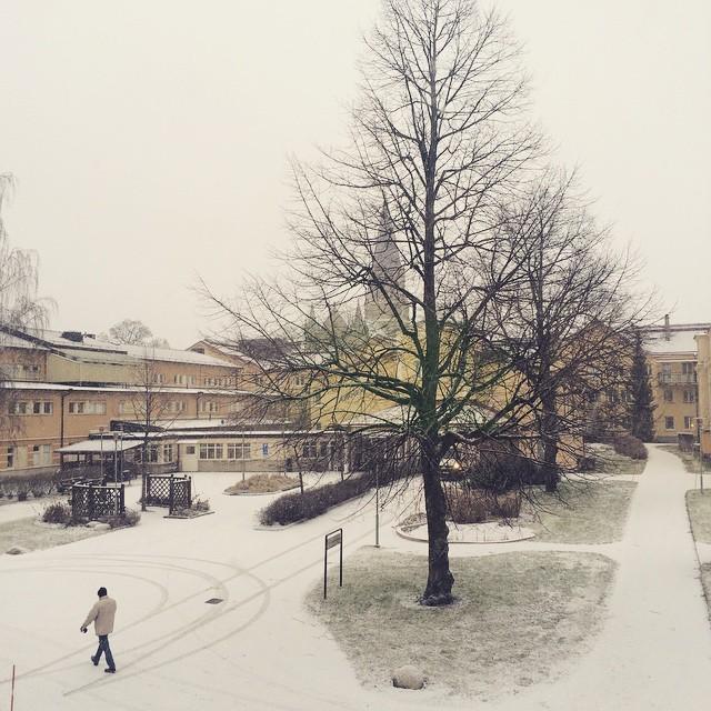 Örebro valisinden açıklama, okullar tatil :)