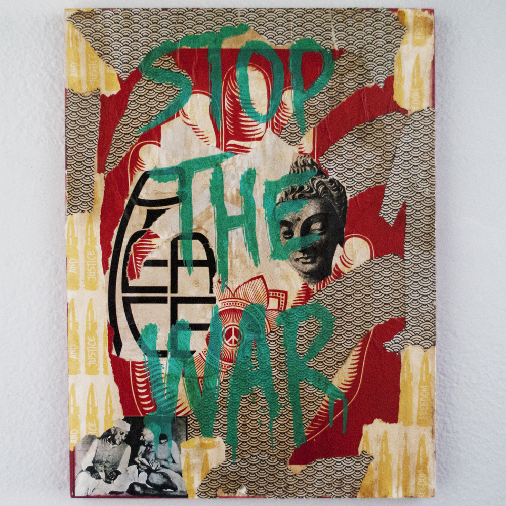 """Stop The War"""
