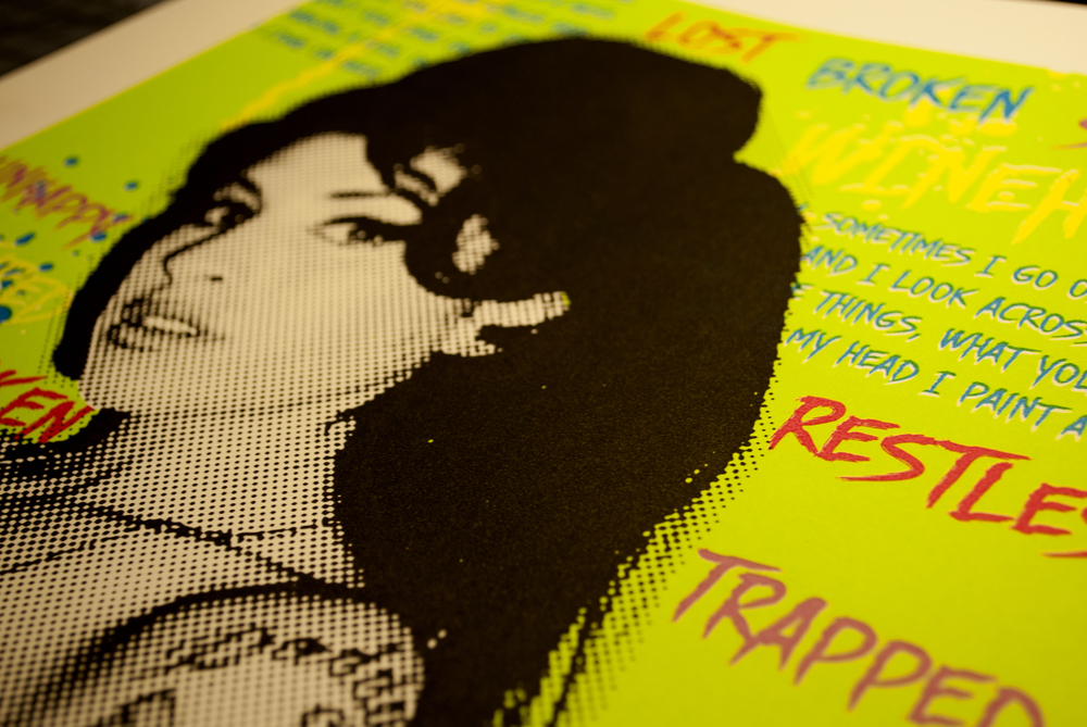 """Amy Word"" Detail"
