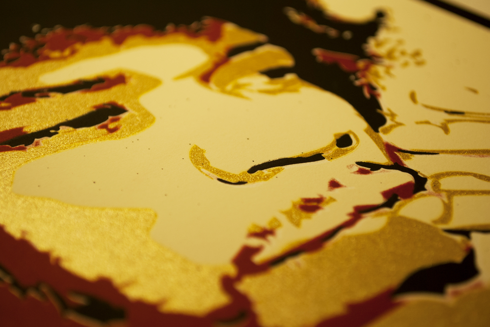 """""""Jimi Print"""" Detail"""