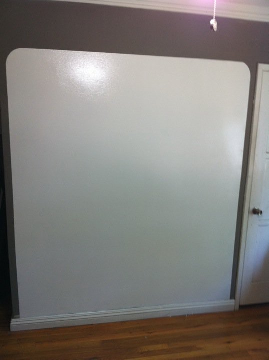 Project Whiteboard Wall With Ideapaint Lifewithtech