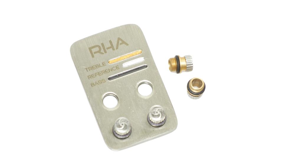 RHA: Filter Storage