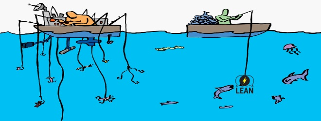 lean fishing