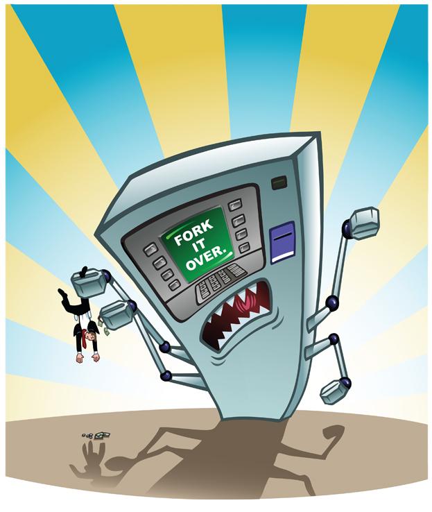 Monster ATM