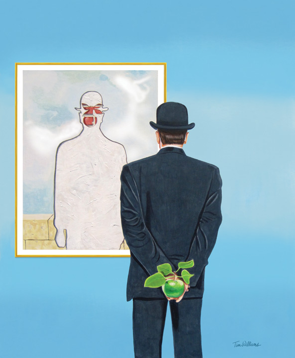 Magritte Parody
