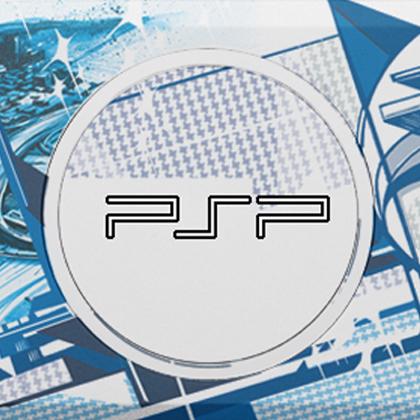 Sony PSP Microsite