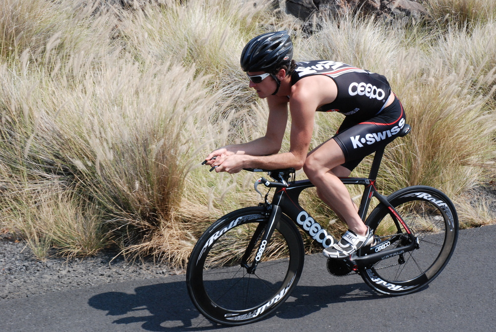Pro Triathlete - Guy Crawford