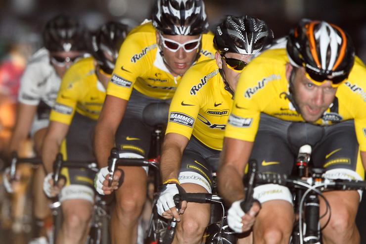 Pro cycling team - Team Rubicon
