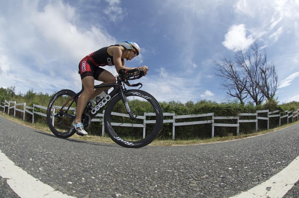 Pro Triathlete - Kate Bevilaqua