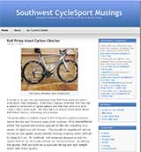Ares4 reviewed by Southwest CycleSport Musings