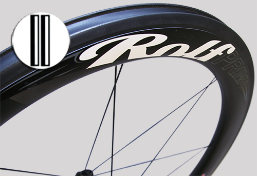 Paired Spokes