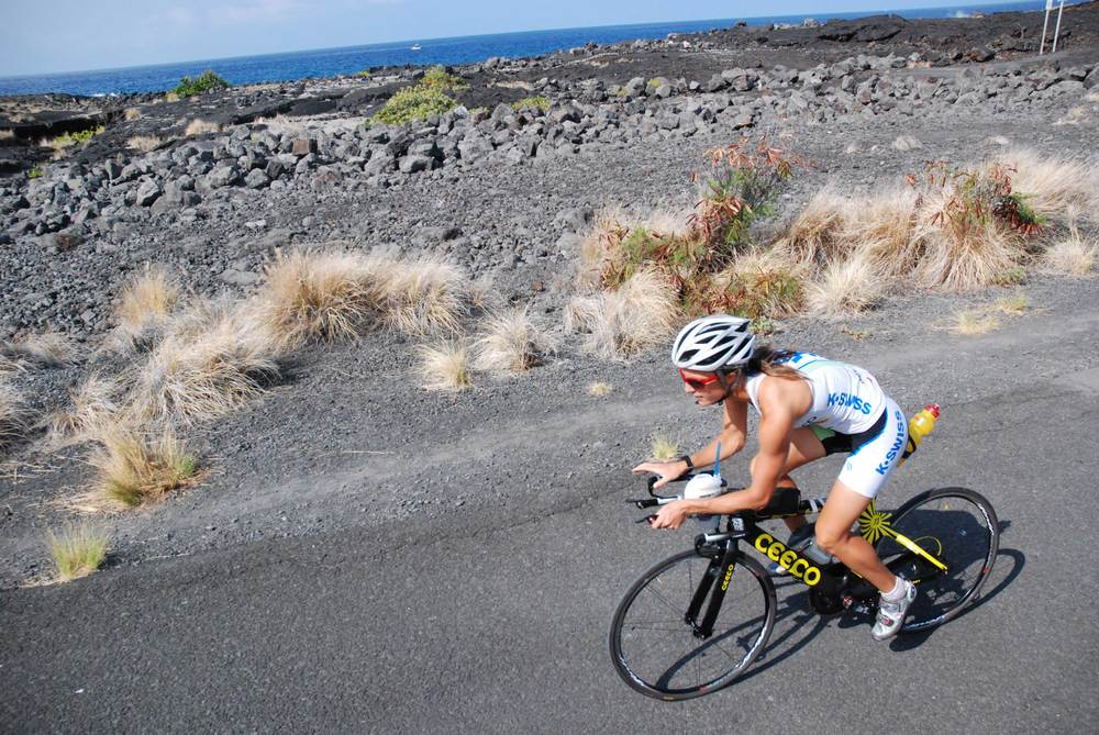Pro Triathlete - Gina Crawford