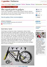 The Guardian highlights Sarah Storey's bike - Wheel choice Ares8