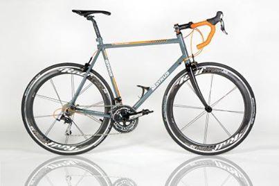 New build by Dutch Made Precision Bikes