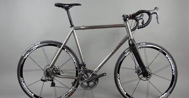 New build by Naked Bicycles - Canada