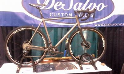 New build from Desalvo Custom Cycles - Oregon