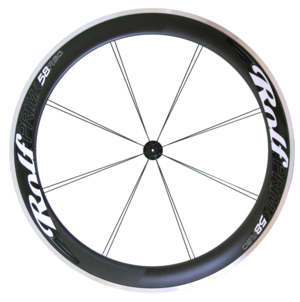 58RSC 58mm Carbon/Alloy Clincher 1145g, built with G3 hub