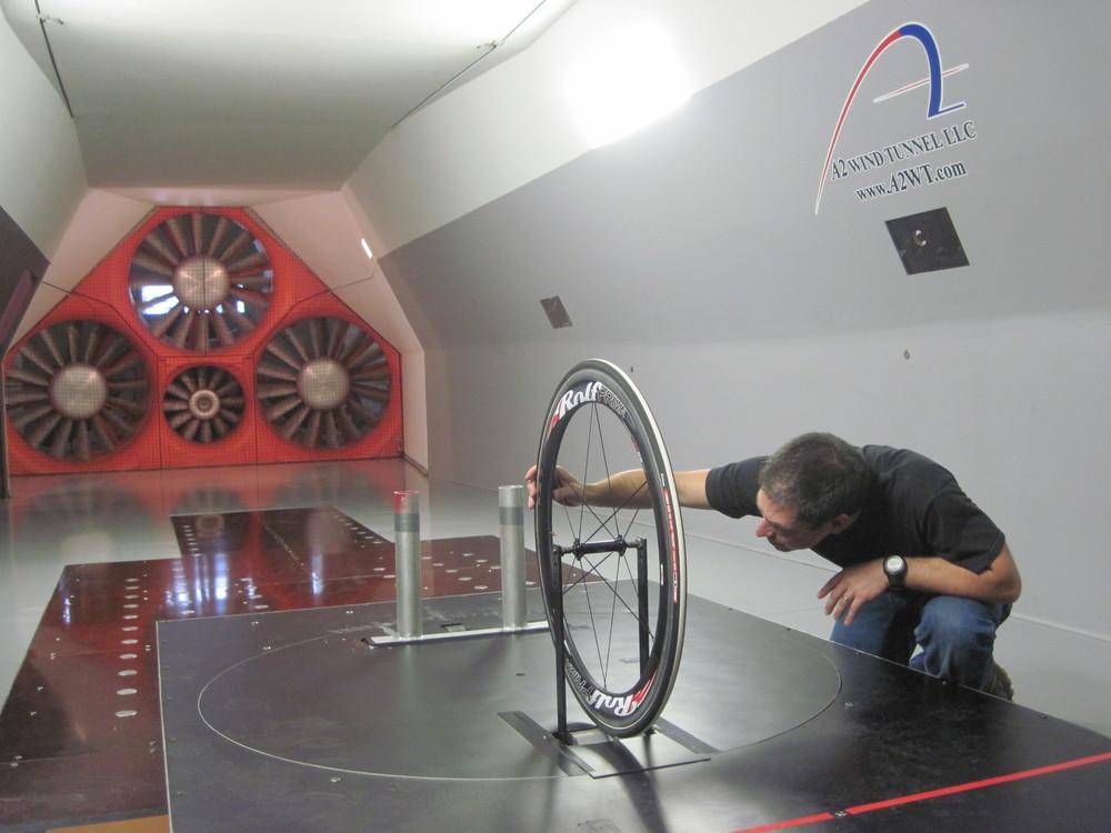Wind tunnel - Aerodynamics testing