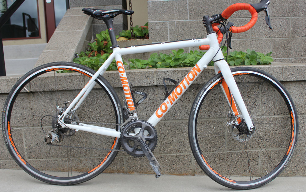 Brian's bike - Rolf Prima owner