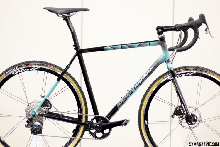 Cyclocross Magazine features Mars Cycles build that won Peoples Choice at NAHBS2015