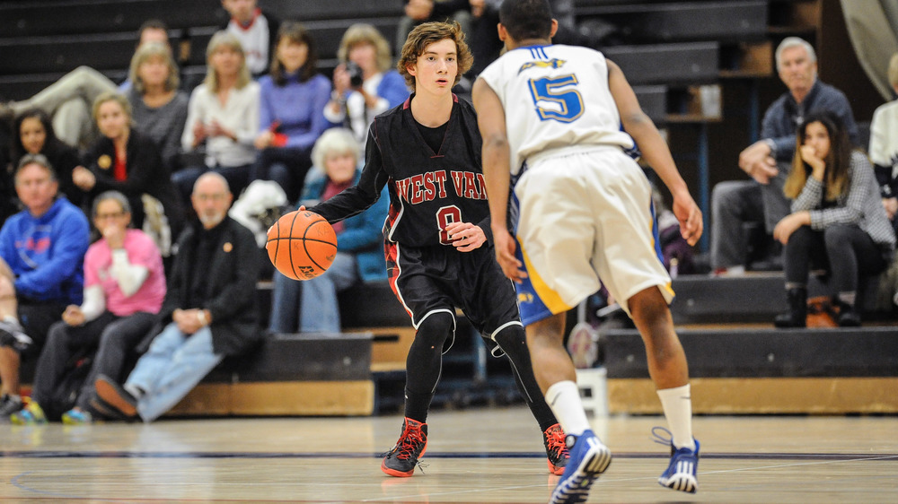 WEST VAN'S LUKE RYAN LED ALL SCORERS WITH 24 POINTS AND WAS SELECTED PLAYER OF THE GAME