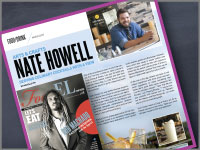 Four El Magazine interviews Nate Howell.