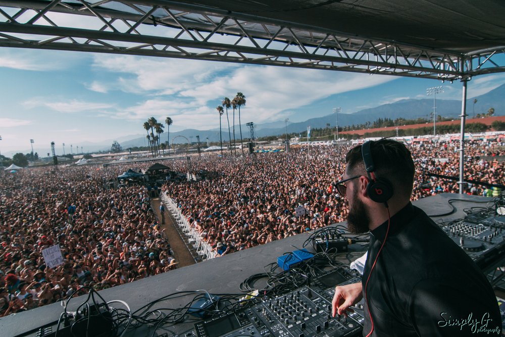Tchami at Hard Summer